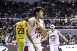 Cruz makes most out of playing time for Ginebra | travel and sports | Scoop.it
