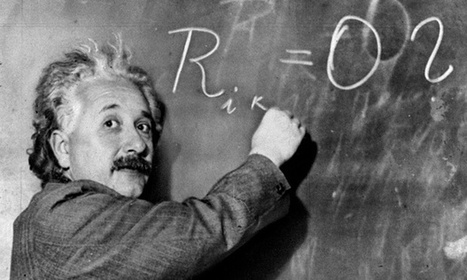 There's no space for today's young Einsteins | Philip Ball | Peer2Politics | Scoop.it