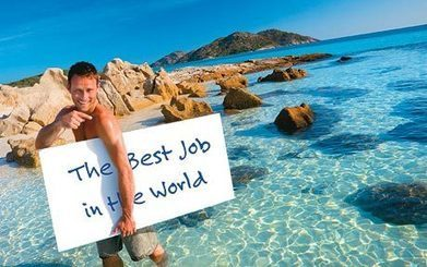 Best Job in the world 2013 | Radio Show Contents | Scoop.it