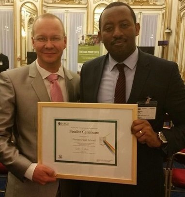 Rwanda's Agriculture Program Wins French Prize | OECD DAC in the news | Scoop.it