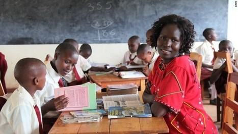 Woman challenges tradition, brings change to her Kenyan village | Kenya School Report - 21st Century Learning and Teaching | Scoop.it