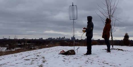 PhD Student Designs 3D Printable Wind Turbines to Bring Cheap Power to Remote Locations | Additive Manufacturing | Scoop.it