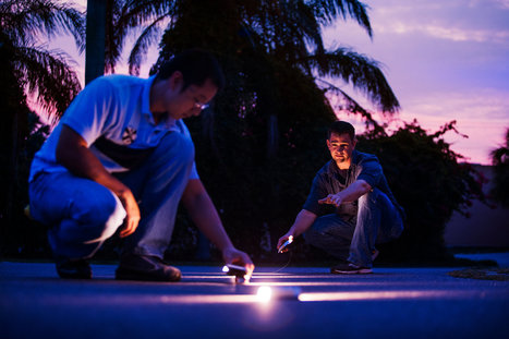 New Technology Inspires a Rethinking of Light | Cool Future Technologies | Scoop.it