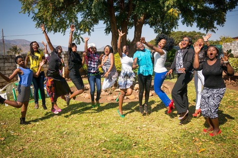 Impact on Female Employees: Young Female Entrepreneurs Are the Future of Zambia | Impact Sourcing | Scoop.it
