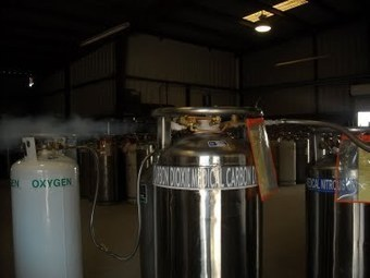 Cryogenic News: Cryogenic Liquid Cylinder Hot Fill | Oxigen gasifier | Scoop.it