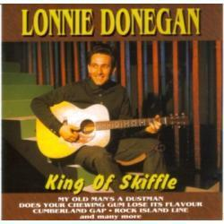 Lonnie Donegan - The King Of Skiffle | A Musical Life | Scoop.it