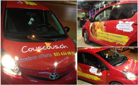 Agence web Tunisienne Spécialisé dans la conception graphique et habillage de voiture   Cresus web   Scoop.it