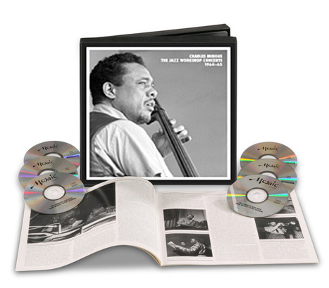 CD/DOWNLOAD/ALBUM: Charles Mingus - The Jazz Workshop Concerts 1964-65 6 CD Limited Edition Collection Available September 18, 2012 | WNMC Music | Scoop.it