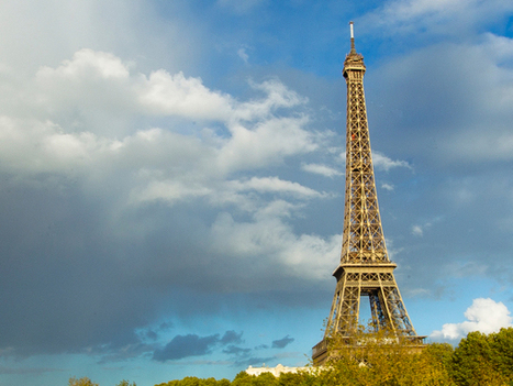 What Your Bones Have in Common With the Eiffel Tower | Biomimicry | Scoop.it