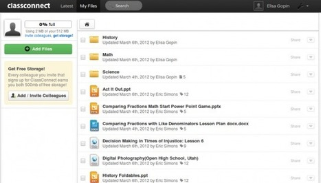 An Innovative Way To Share Lesson Plans With Your Entire PLN | Edudemic | Educación flexible y abierta | Scoop.it