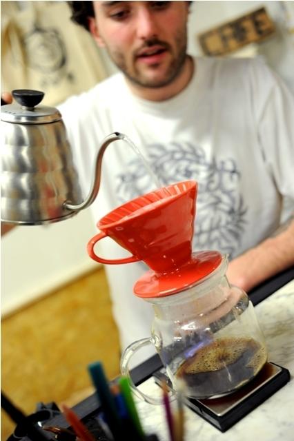 Satan's Coffee Corner: The best coffee in Barcelona | Coffee News | Scoop.it