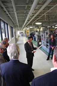 HiTech Division of New Hampshire Ball Bearings, Inc. (NHBB) Hosts Opening to NH Manufacturing Week 2015 | Manufacturing In the USA Today | Scoop.it
