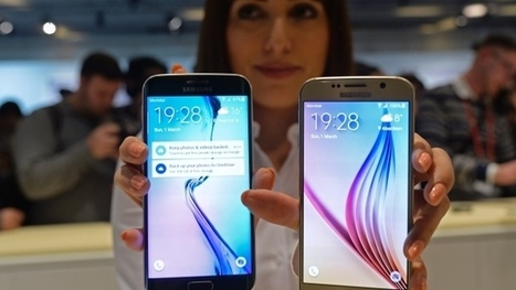 Samsung Galaxy S6 phones are company's best phones yet | New inventions | Scoop.it