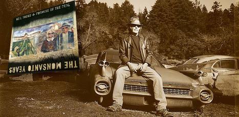"""Ecoutez en exclusivité """"The Monsanto Years"""", le nouvel album de Neil Young - Télérama   Bruce Springsteen   Scoop.it"""