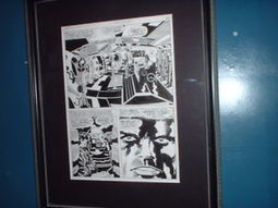 "JACK KIRBY ORIGINAL COMIC SPLASH ART / 1976 MARVEL TREASURY 2001 A SPACE ODYSSEY | Jack ""King"" Kirby 
