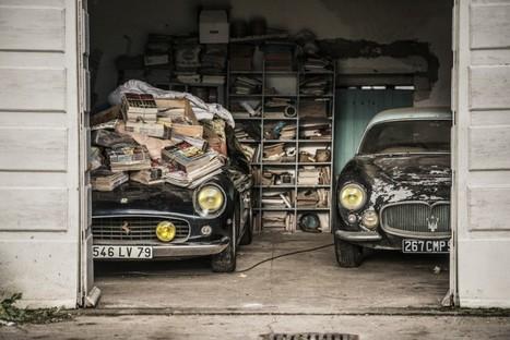 Artcuriel entdeckt Oldtimersammlung von Roger Baillon | Off the beaten track: Kreativ und cool | Scoop.it