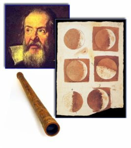 Telescopio de Galileo | Espacio Ciencia | HISTORIA DE LA CIENCIAS | Scoop.it