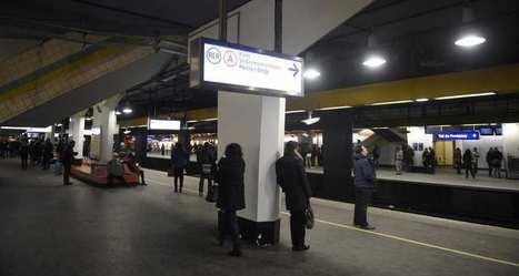 Ile-de-France: le RER parisien tire l'activité économique, selon l'Insee   Le Grand Paris sous toutes les coutures   Scoop.it