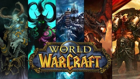 World Of Warcraft Game And Upcoming Movie | Tech | Scoop.it