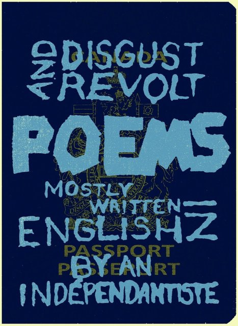 Les Éditions Rodrigol - Disgust and revolt poems mostly written in english by an indépendantiste - Sébastien B Gagnon | Archivance - Miscellanées | Scoop.it