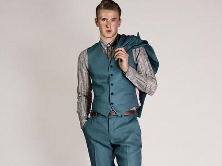 Brave GentleMan Debuts Vegan-Friendly Men's Suits for Spring 2014 - Ecouterre | Ethical fashion for men | Scoop.it