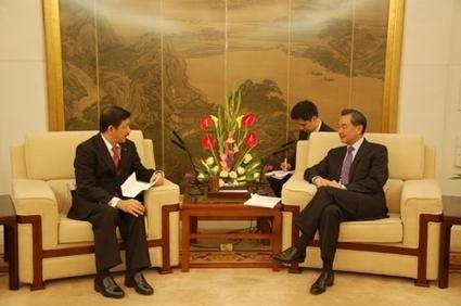 王毅外长会见印尼外交部政策总司长| glObserver Global Economics | glObserver Asia | Scoop.it
