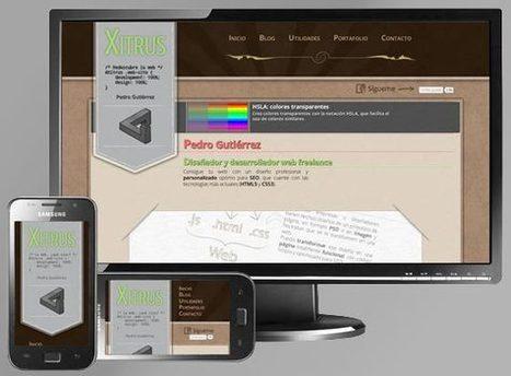 Diferencias entre Responsive Design y web adaptativa -   Blog  [Xitrus - Pedro Gutiérrez] | Neutral Diseño Málaga | Scoop.it