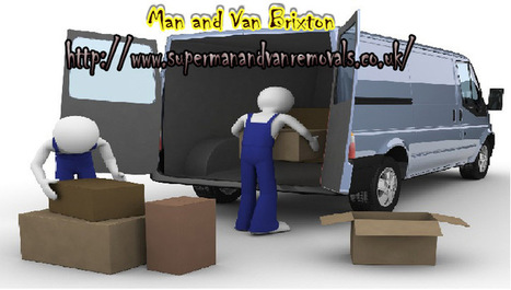 Getting Relieved and Reassured Moving-Man and Van Brixton | Removals | Scoop.it