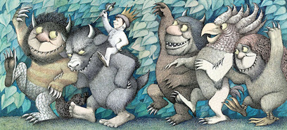 The Greatest Monsters in Children's Literature | English Education | Scoop.it