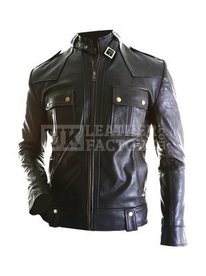 Clint Eastwood Distressed Leather Jacket | Leather Jackets | Scoop.it