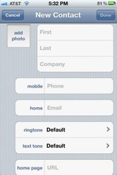 How to Customize Your Phone App on the iPhone | iSmashPhone | How to Use an iPhone Well | Scoop.it