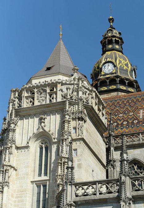 V máji otvoria vežu kráľa Mateja na Dóme sv. Alžbety v Košiciach   Slovakia.Slowakei.LaSlovaquie.Slowacja.Szlovákia   Scoop.it
