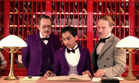 The Grand Budapest Hotel: Berlin 2014 – first look review | The Indie Reel | Scoop.it