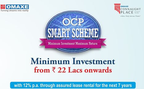Omaxe connaught place Call 9650511907   Real Estate   Scoop.it