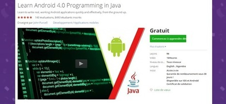 Learn Android 4.0 Programming in Java more than 16 hours course udemy 100% discount free coupon code | udemy coupon codes | Bazaar | Scoop.it