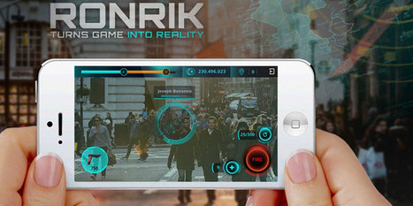 Experience Combat Gaming – RonRik AR App Turns Natural Environment into Battlefield | TECH NEWS, MOBILE APPS - GAMES, Virtual Reality, Unity3D | Scoop.it