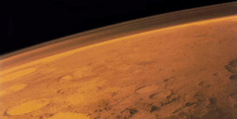 Mars Has Always Been a Cold, Cold Desert | Sci-Tech Universe | Thinking Outside Pandora's Box | Scoop.it