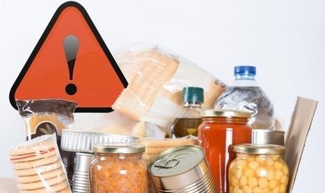 Des rappels de produits à vous couper l'appétit | Toxique, soyons vigilant ! | Scoop.it