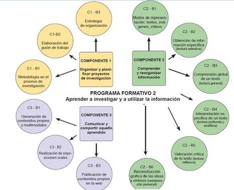 Programas formativos articulados y apoyados por la biblioteca escolar | BIBLIOTECA ESCOLAR DE SECUNDARIA | Scoop.it