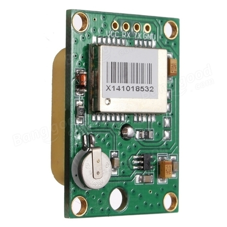 GY-NEO6MV2 Flight Controller GPS Module For Arduino MWC | Raspberry Pi | Scoop.it