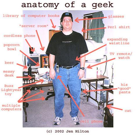 Comment j'ai arrêté d'être un geek, partie 1 : Analyse approfondie ... | And Geek for All | Scoop.it