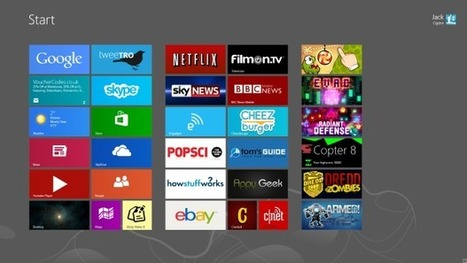 20 Best Free Windows 8 Apps you Simply Must Download | Ultrabook News | 2.0 Tech Tools for Education | Scoop.it