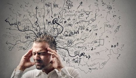 Stress Literally Shrinks Your Brain (How To Reverse The Damage) | Emotional Intelligence Quotient | Scoop.it