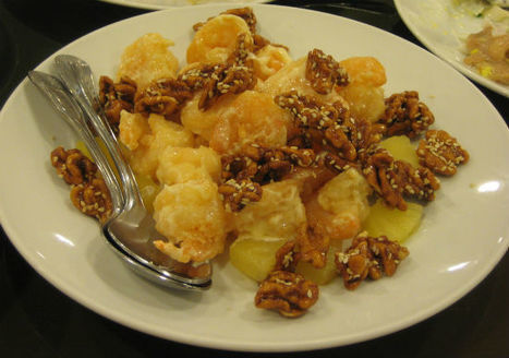 Walnut Shrimp Recipe | Letitia's Foodie Nation | Scoop.it