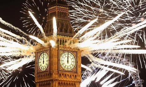 Celebrate Upcoming New Year's Eve and welcome 2015 with a bang, London's world famous New Year fireworks... | hotels | Scoop.it
