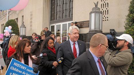 Federal Judge Overturns Virginia's Same-Sex Marriage Ban   Gov & law - Katelynn   Scoop.it