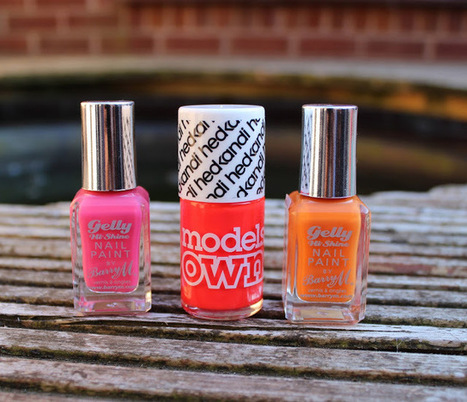 Nails || Summer Shades Part 2 | ! Through Chelsea's Eyes | A ... | Nails, Beauty, Fashion, Hersham | Scoop.it