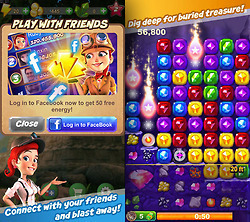 Ruby Blast from Zynga Ruby Blast transition to... | Everything about Flash | Scoop.it