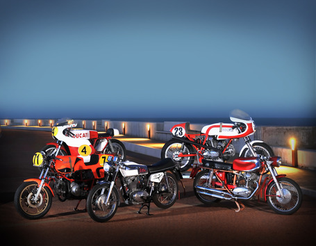 Ductalk | Ducati collection to be offered at RM's Monaco sale | Ductalk | Scoop.it
