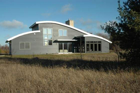 Wisconsin House Receives LEED Platinum for Homes | Sustainable products | Scoop.it